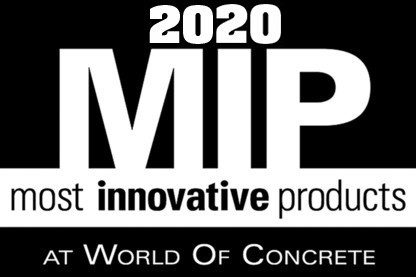 2020 MIP (Most Innovative Products) at World of Concrete