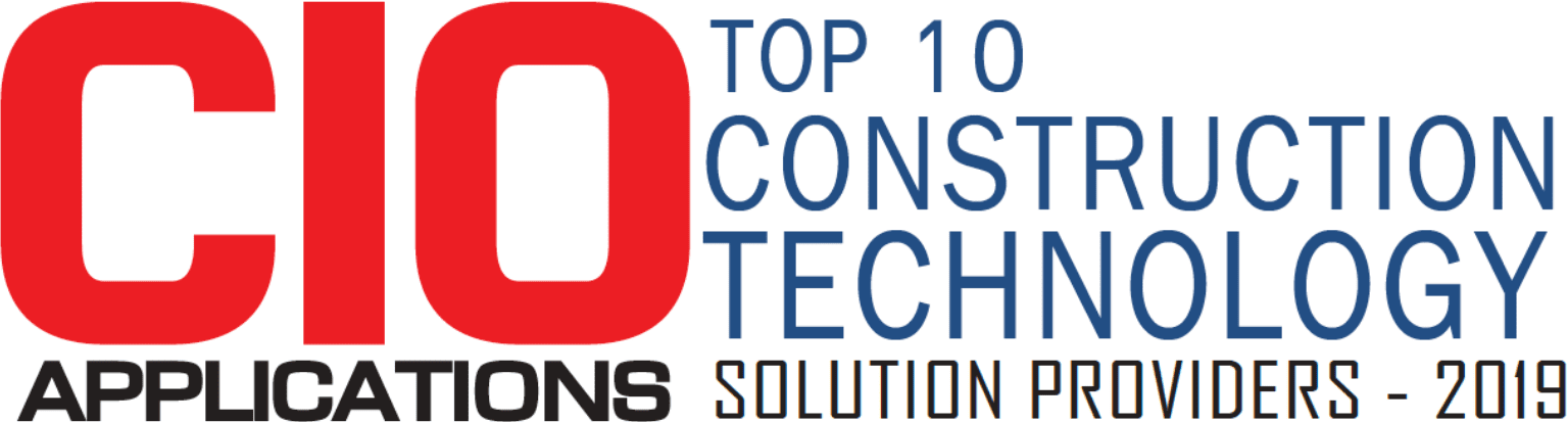 CIO Applications Top 10 Construction Technology Solution Providers - 2019
